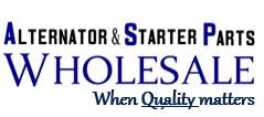 Alternator & Starter Parts Wholesale